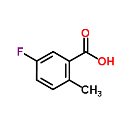 5-Fluoro-2-methylbenzoic acid