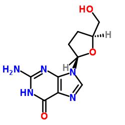 2',3'-Dideoxyguanosine