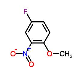 4-Fluoro-2-nitroanisole