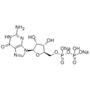 グアノシン-5'-二リン酸二ナトリウム塩