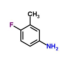 4-Fluoro-3-methylaniline