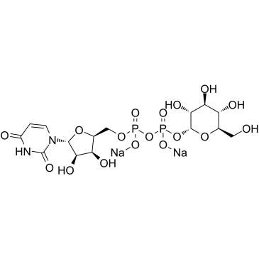ウリジン5'-ジホスホグルコース二ナトリウム塩