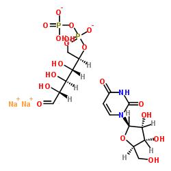 Uridine-5'-diphosphoglucose disodium salt