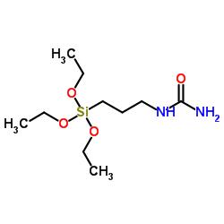 N-(Triethoxysilylpropyl)urea