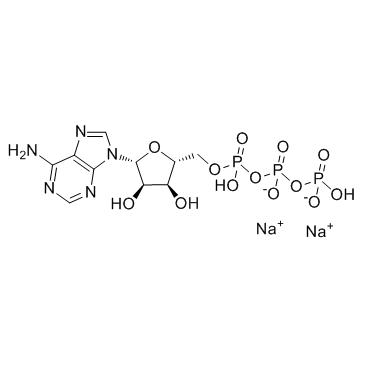Adenosine 5'-triphosphate disodium salt