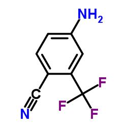 4-アミノ-2-(トリフルオロメチル)ベンゾニトリル