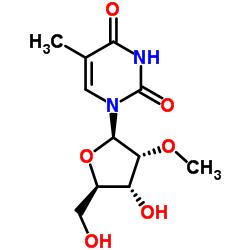 2'-O-メチル-5-メチルウリジン
