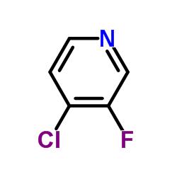 4-クロロ-3-フルオロピリジン