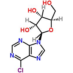 6-Chloropurine-9-riboside