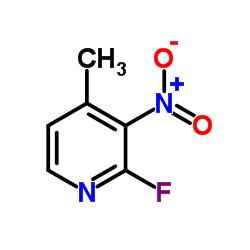 2-fluoro-4-methyl-3-nitropyridine