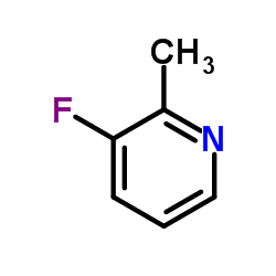 3-Fluoro-2-methylpyridine