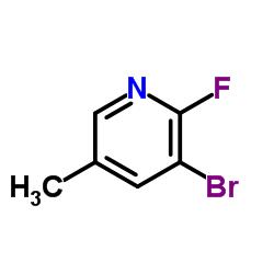 3-Bromo-2-fluoro-5-methylpyridine