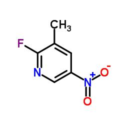 2-フルオロ-3-メチル-5-ニトロピリジン