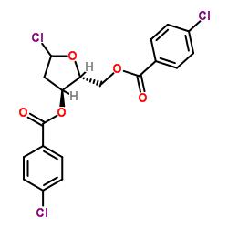 1-Chloro-3,5-di(4-chlorbenzoyl)-2-deoxy-D-ribose