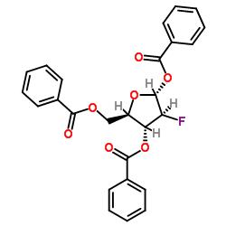1,3,5-トリ-O-ベンゾイル-2-デオキシ-2-フルオロ-α-D-アラビノース