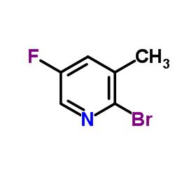 2-ブロモ-5-フルオロ-3-メチルピリジン