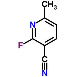 2-フルオロ-6-メチルニコチノニトリル