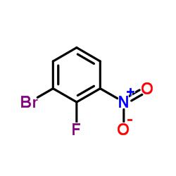 1-Bromo-2-fluoro-3-nitrobenzene