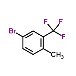 4-bromo-1-methyl-2-(trifluoromethyl)benzene