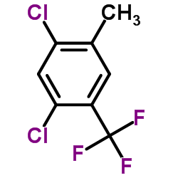 1,5-dichloro-2-methyl-4-(trifluoromethyl)benzene