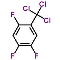 2,4,5-Trifluorotrichloromethyl benzene