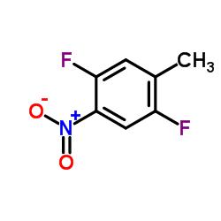 1,4-Difluoro-2-methyl-5-nitrobenzene