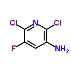 2,6-Dichloro-5-fluoropyridin-3-amine