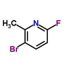 3-Bromo-6-fluoro-2-methylpyridine
