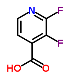 2,3-Difluoropyridine-4-carboxylic acid