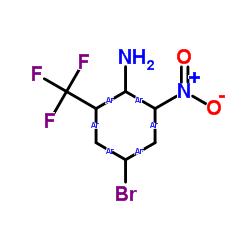 4-Bromo-2-nitro-6-(trifluoromethyl)aniline