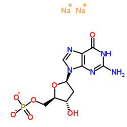 2'-Deoxyguanosine-5'-monophosphate disodium salt hydrate