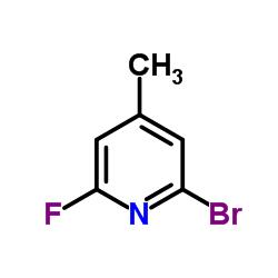 2-bromo-6-fluoro-4-methylpyridine