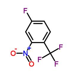 4-fluoro-2-nitro-1-(trifluoromethyl)benzene