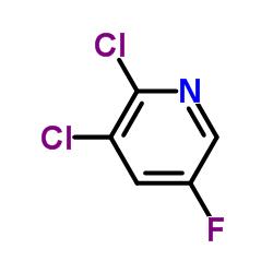 2,3-dichloro-5-fluoropyridine