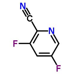 2-Cyano-3,5-difluoropyridine