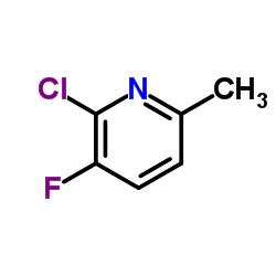2-Chloro-3-Fluoro-6-Picoline