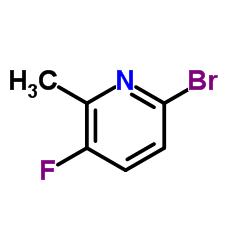 2-Bromo-5-fluoro-6-methylpyridine