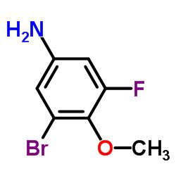 3-Bromo-5-fluoro-4-methoxyaniline