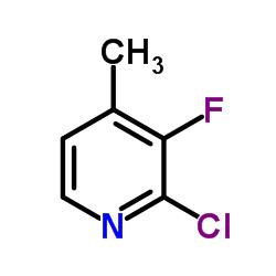 2-クロロ-3-フルオロ-4-メチルピリジン