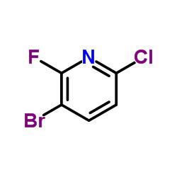3-Bromo-6-chloro-2-fluoropyridine