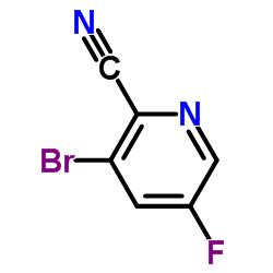 3-ブロモ-5-フルオロピコリノニトリル