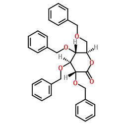 、3,4,6-テトラ-O-ベンジル-D-グルコン酸-δ-ラクトン