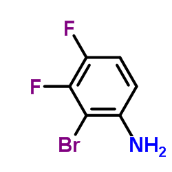 2-Bromo-3,4-difluoroaniline