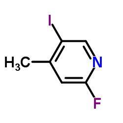 2-フルオロ-5-ヨード-4-メチルピリジン