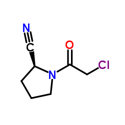 (2S)-1-(2-chloroacetyl)pyrrolidine-2-carbonitrile
