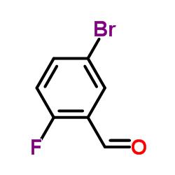 5-ブロモ-2-フルオロベンズアルデヒド