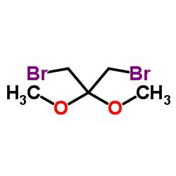 1,3-Dibromo-2,2-dimethoxypropane