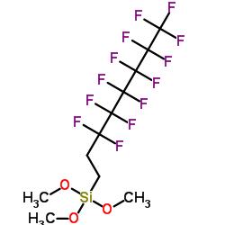 1H,1H,2H,2H-Perfluorooctyltrimethoxysilane