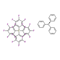 Trityl tetrakis(pentafluorophenyl)borate
