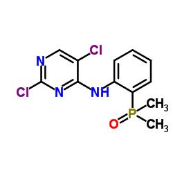 4-(オルトジメチルホスフィニルアニリノ)-5-クロロ-2-クロロピリミジン